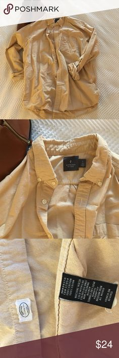 Urban Outfitters Hawkings McGill Boyfriend shirt Urban Outfitters Hawkings McGill Boyfriend workshirt. Size large. Excellent condition Urban Outfitters Tops Button Down Shirts
