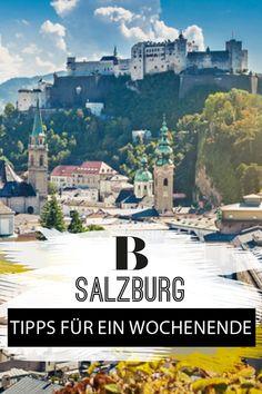 Salzburg Austria, Short Trip, Old Town, Hotels, Innsbruck, Wanderlust, Vacation, Places, Travel