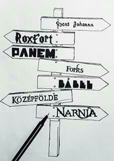 BOOKMARK #books #babel #narnia #szentjohannagimi #forks #panem #roxfort I Love Books, My Books, Forever Book, Book Memes, Harry Potter Fandom, Affirmation Quotes, Narnia, The Hobbit, Book Worms