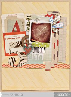 @Gail Mounier Calico September kit, Central High, and add-ons!