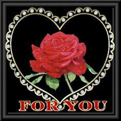 rose glitter graphics | Roses Glitter Graphics, Glitter Images, Glitter Pictures and Glitter ...