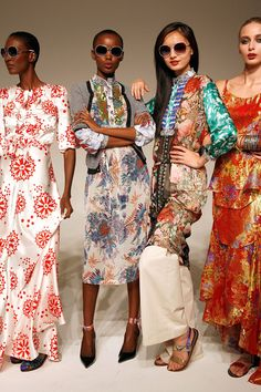 Duro Olowu - Presentation - Spring 2012 Mercedes-Benz Fashion Week
