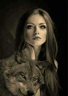 in the company of wolves...