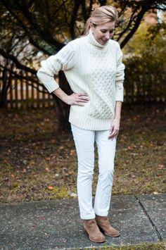 Fisherman Sweater, Sweater Wardrobe