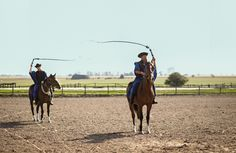Horse show at Bakod Puszta, near #Kalocsa, #Hungary. #cowboy #travel #rivercruise #vacation #vantagetravel