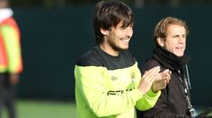 Behind the scenes: David Silva gallery