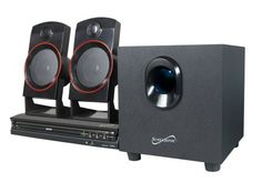Supersonic SC35HT SC35GT 21 Home Theater System Discontinued by Manufacturer ** Read more  at the image link. (Note:Amazon affiliate link)