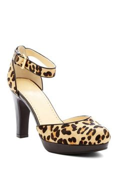 Pasquale Ankle Strap Pump on HauteLook