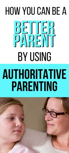 A look at what Authoritative parenting really looks like and the benefits and pitfalls of using this parenting strategy.  Why this is the best parenting style to use and the benefits, characteristics of using this type of parenting.#ParentingTips #ParentingAdvice #Kids Gentle Parenting, Parenting Advice, Kids And Parenting, Authoritative Parenting Style, Different Parenting Styles, First Time Parents, Family Bonding, Positive Discipline, Feelings And Emotions