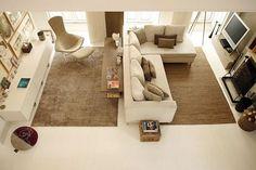 Small apartment interior design 9