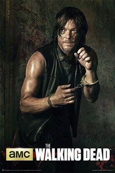 Walking Dead, The Poster Season 5, Daryl