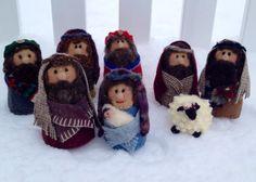 Felt nativity  winniepress.com