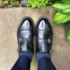 "6b3696602d49 #paraboot #parabootwilliam #william #shoes #mensshoes #sotd #shoesoftheday # パラブーツ #パラブーツウィリアム #ウィリアム #紳士靴 #革靴…"""