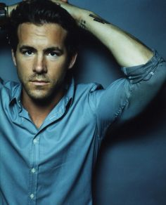 Ryan Reynolds... pinning just because he's soo.. cute and I love every movie he is in ;)  Love him!