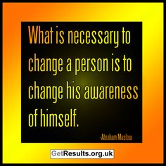 a change that is necessary Change is undeniably hard, whether the subject is weight control for an individual or wait control in the emergency department but even though it is easy to come up with excuses for allowing diets or change initiatives to slide, there are measurable rewards for adopting an approach that allows a person or an institution to set the right.