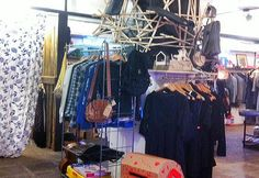 Laska Store: Resell shop but also local designers too, so quality stuff sold here.