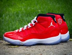 Air Jordan 11 Indiana Custom Collection