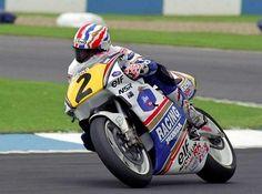 mick doohan 1993 | Mick Doohan, Rothmans HRC-Honda NSR500, 1993 British 500cc Grand Prix ...