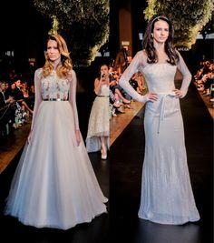 Grandes Marcas de Vestido de Noiva Desfilam em São Paulo - Lucas Anderi