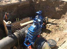 Baja California Digital: Concluyen trabajos de reposición en Acueducto de T...