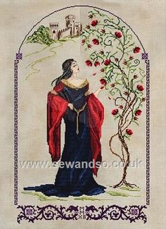 Shop online for Medieval Enchantment Chart at sewandso.co.uk. Browse our great range of cross stitch and needlecraft products, in stock, with great prices and fast delivery.