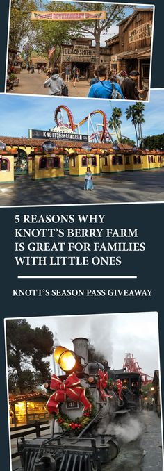5 reasons why Knott'