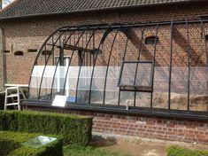 serre adoss e de la din du 19eme restaur e en 1994 garden greenhouses pinterest. Black Bedroom Furniture Sets. Home Design Ideas
