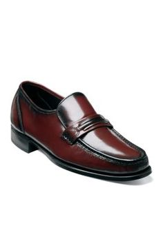 Florsheim Black Cherry Como Loafer-Extended Sizes Available