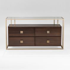 Bolero Dresser 100 / 100EA sculpted, light, and practical piece. The wide variety of its finishes and materials allows it to adapt to a person's taste. Ideal for a bedroom, a sideboard, or as a console table in an entryway.All available finishesHardware / Herrajes                                                 H-010H-013H-014          [restricted no_message='Yes']BR29-100bolero dresser 100  /  cómoda bolero 100 /  [vc_row][vc_column ...