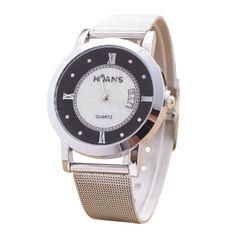 >> Click to Buy << Irisshine i0727 Lady girl watch Clock brand luxury gift New Vintage Women Ladies Silver Mesh Band Wrist Watch #Affiliate