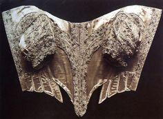 corsetto 1600-1650