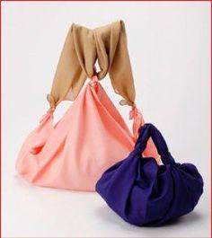 Bolsos furoshiki 12 Japanese Knot Bag, Japanese Fabric, Furoshiki Wrapping, Japanese Wrapping, Origami Bag, Gift Wraping, Tote Backpack, Basket Bag, Fabric Bags