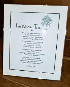 Wedding Wishing Trees & Wedding Canvas   Wishing Branch   Essex