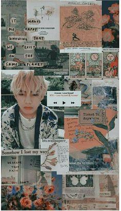 28 Ideas kpop aesthetic wallpaper bts for 2019 K Wallpaper, Trendy Wallpaper, Lock Screen Wallpaper, Wallpaper Ideas, Mobile Wallpaper, Kpop Wallpapers, Cute Wallpapers, Bts Taehyung, Namjoon