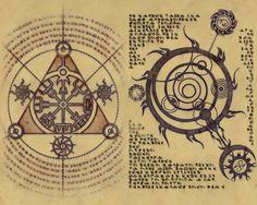 Oghma Infinium - Reposted from Skyrim - UESPWiki by PriestMorokei
