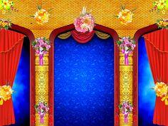 Stage background designs | naveengfx