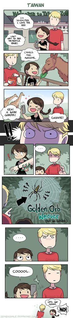 Spider Senses