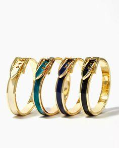 Quinn Buckle Up Bracelet | Bracelets | charming charlie