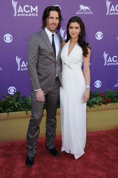 ACM Awards 2012 - Lacey Buchanan (and Jake Owen) wearing ???