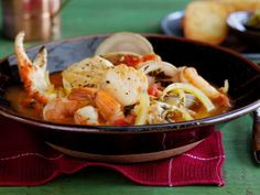 """Best Italian Stews Recipes : """"Cioppino"""" Total Time: 1 hr 45 min, Prep: 30 min, Cook: 1 hr 15 min, Yield: 6 to 8 servings, Level: Easy   Take a Quick Break"""