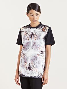 Givenchy Women's Printed T-Shirt