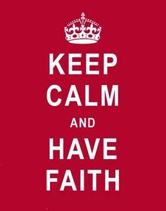 810bc34f447 waiting room   keep calm and have faith