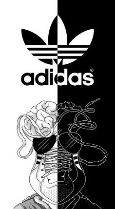 Adidas Black&White