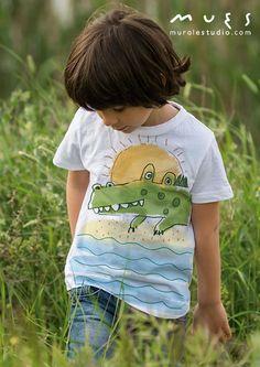 muralestudio - Camisetas pintadas a mano.