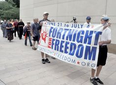 Despite Supreme Court ruling, religious freedom rally participants implored to stand strong in their faith