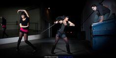 Dancing Slayer - Jazz dancer slaying vampires