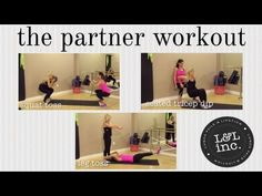 Summer Fitness Series: The Partner Workout in Just 3 Moves