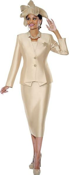 women's church suits and hats | Click to enlarge