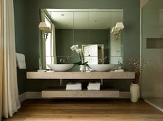 Contemporary Bathroom by Sims Hilditch