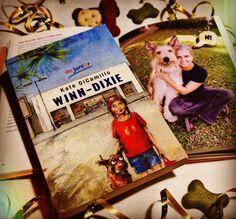 Dieses Kinderbuch hat mir wahnsinnig gut gefallen. Auch die Verfilmung mochte ich und dem Charme eines solchen Wuschelhundes kann man doch nur erliegen, oder? #hund #winndixie #dog #reading #lesen #buch